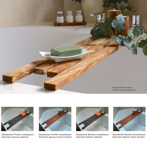 Bathtub Caddy DESIGN - various wooden designs | D.O.M.