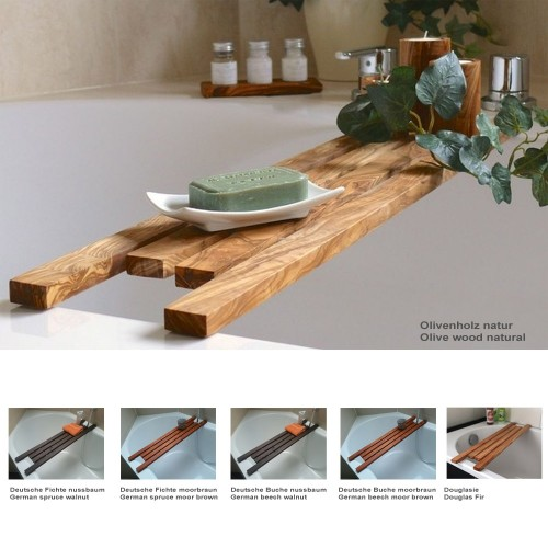 Bathtub Caddy DESIGN - various wooden designs » D.O.M.