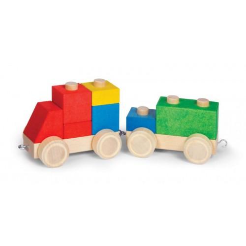 VARIS Stacking Blocks Vehicles 9 – stacking blocks