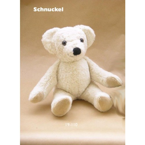Darling the Bear made of organic cotton from Kalli