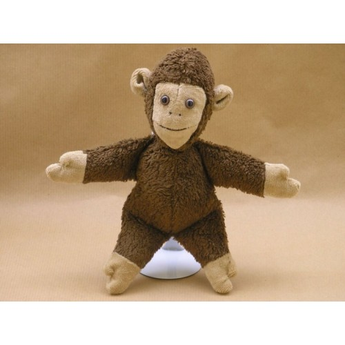 Soft Toy Monkey Totolino – vegan