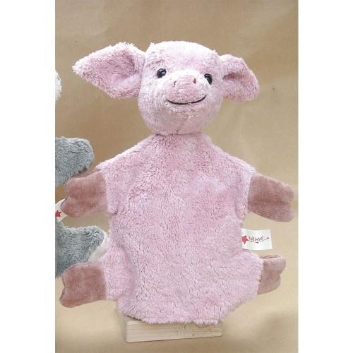 Vegan & Organic Pig Hand Puppet » Kallisto