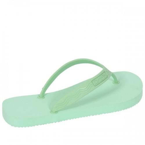 Goganics Flip-flops made of bioplastics – verde