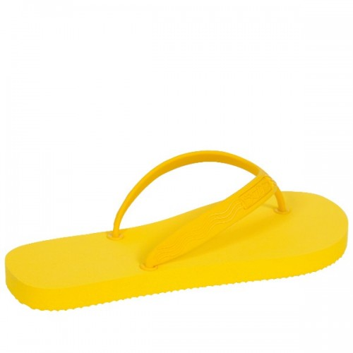 Goganics Flip-flops made of bioplastics – giallo