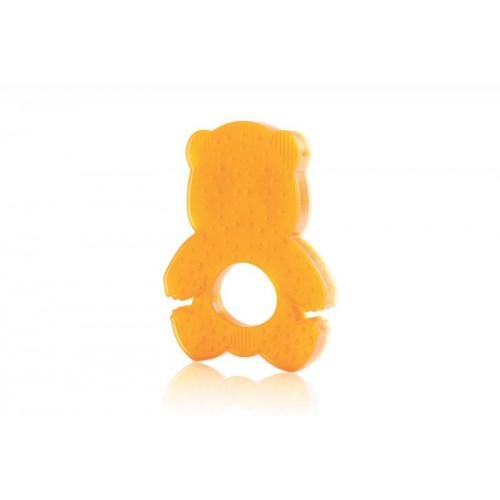 Panda teether- teething ring of natural rubber | Hevea