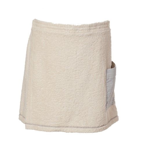 Nature Classic Men's Sauna Skirt, eco terrycloth | earlyfish