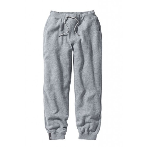 Fair Organic Cotton Men Sweatpants Classic Grey | recolution