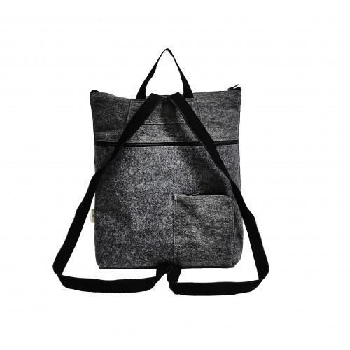 Backpack KOUTA of upcycled carpets | Globe Hope