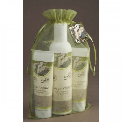 Body Care Set sheep's milk cosmetics | Saling