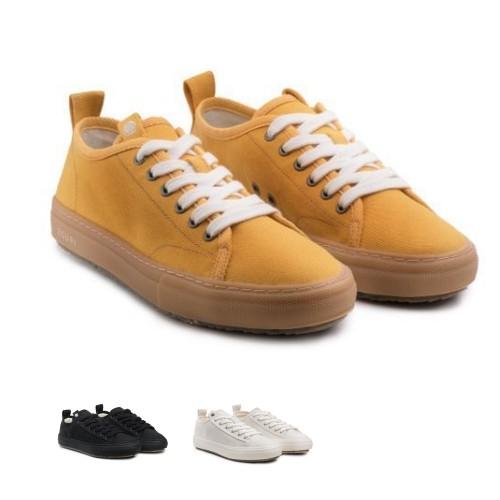 Eco-vegan organic Sneakers BLOOM Low » Zouri