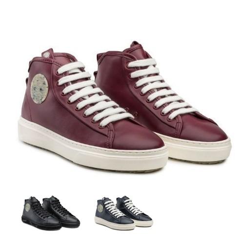 Eco-vegan Mid Sneakers MADRACIS » Zouri