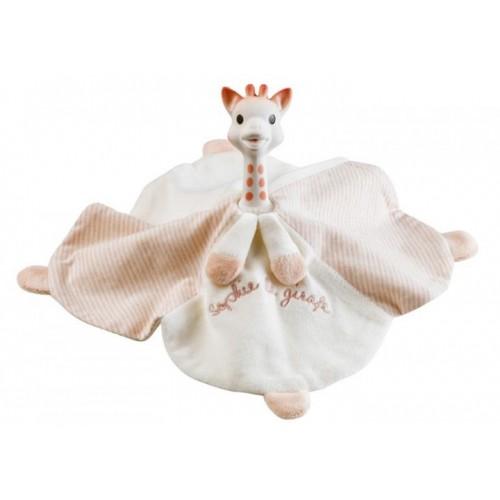 Beißring & Schmusetuch Bio-Baumwolle | Sophie la Girafe