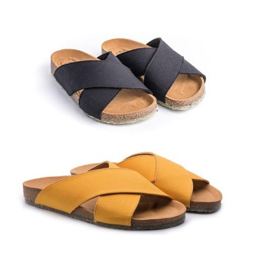 Vegan Sandals SUN - Eco Mules » Zouri