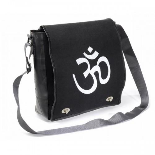DJ | Shoulder Bag | Messenger Bag – black