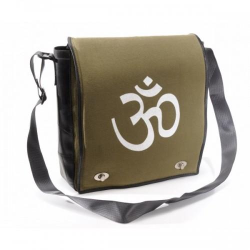 DJ | Shoulder Bag | Messenger Bag – khaki