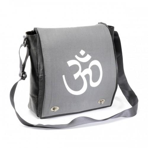 DJ | Shoulder Bag | Messenger Bag – grey