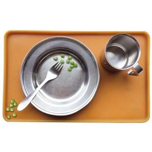 Platzset aus Naturkautschuk – Kinder Tischset | Hevea