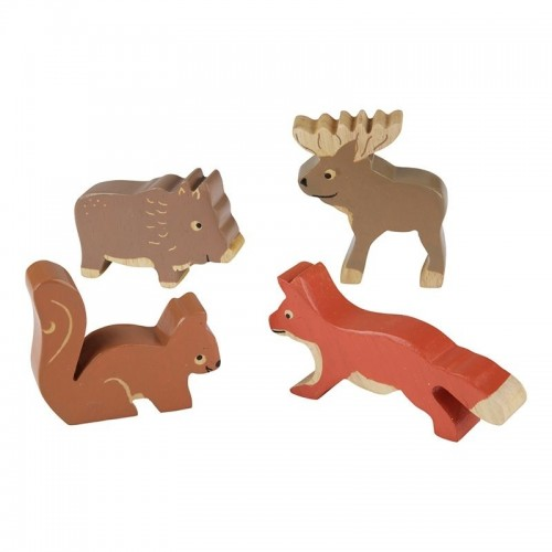 Eco-friendly Nordic Forest Animal Set » Hevea