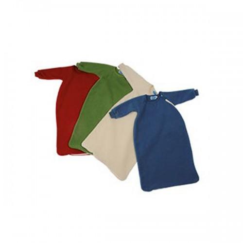 Organic Fleece Baby Sleeping bag with sleeves