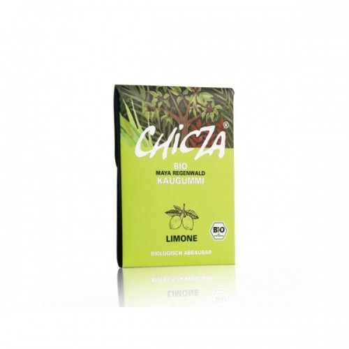 Organic Mayan Chewing Gum LIME from Chicza