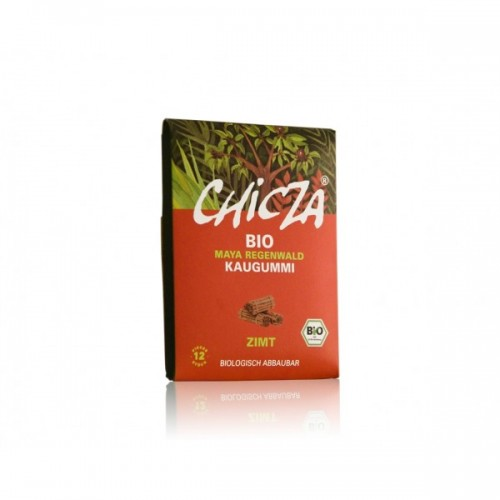 Organic Mayan Chewing Gum Cinnamon from Chicza