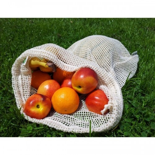 Re-Sack Net – Fruit net made of organic cotton