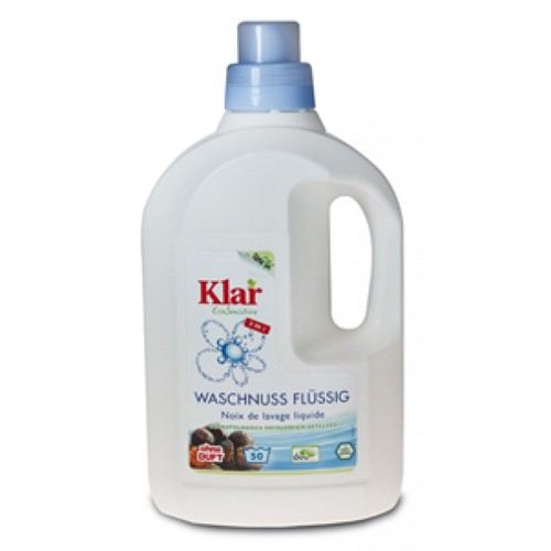 Klar Soap Nut Liquid Detergent