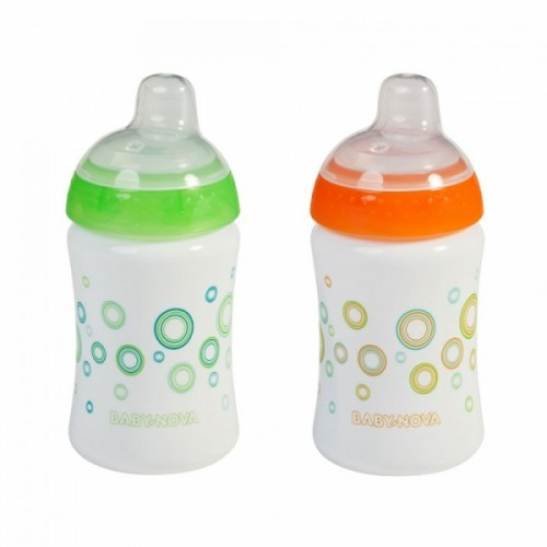Decorative Non-Spill Cup – BPA-free