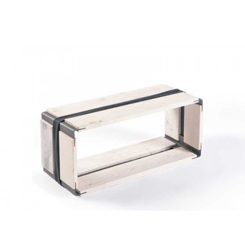 MOVEO. CASA 20.50 – Upcycling Shelf – white
