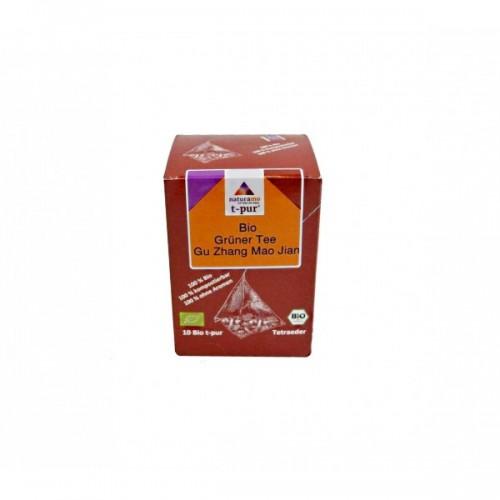 Organic Green Tea Bio-Gu Zhang Mao Jian naturamo