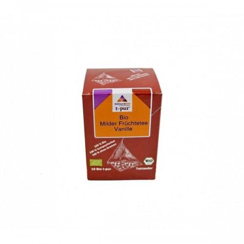 naturamo Organic Fruit Tea with Bourbon-Vanilla