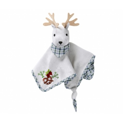 Deer ALEX, eco cuddly toy of organic cotton | nyani
