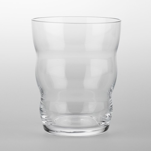 Drinking Glass Jasmina White