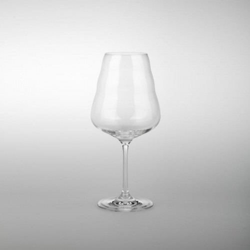 Nature's Design Wine Glass Calix (mouthblown)