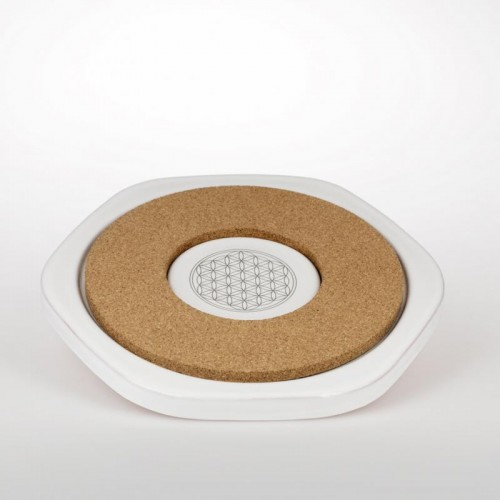 Nature's Design Cork Energy Hot Plate