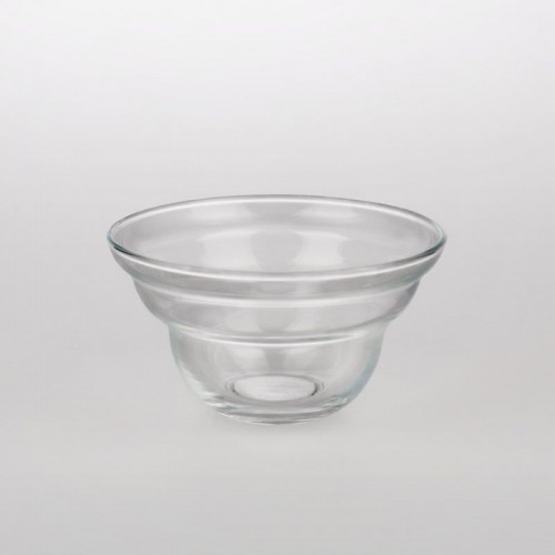 Bowl Cotula 12 cm or 23 cm – white Flower of Life