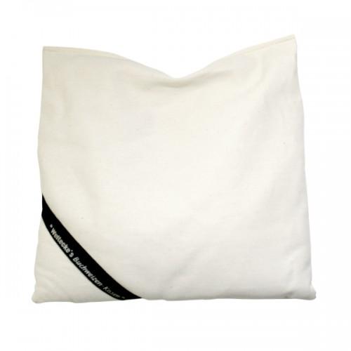 Organic Buckwheat Pillow | Weltecke 25x25 cm