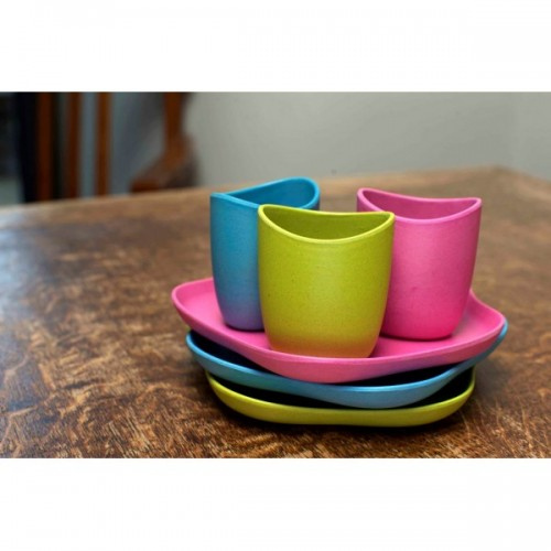 BecoThings feeding set Eco-friendly dish for kids