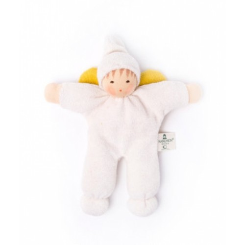 Eco Baby Nanchen Angel with Cap – Grasping Toy