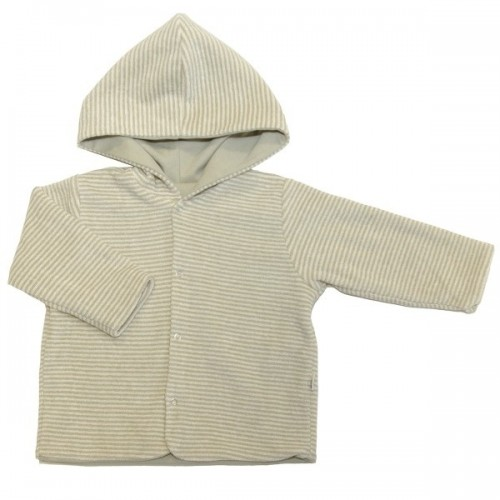 Baby Hoodie Coat of Organic Cotton | Popolino iobio