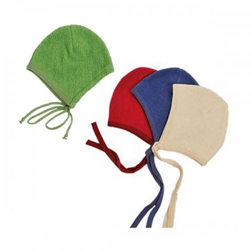 Baby Cap Bonnet Picco Organic Cotton Plush Reiff
