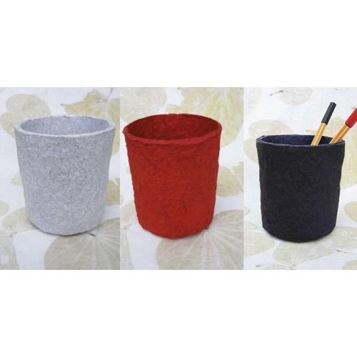 Pencil and Pen Cup Quiver Pen Holder Papier-machè