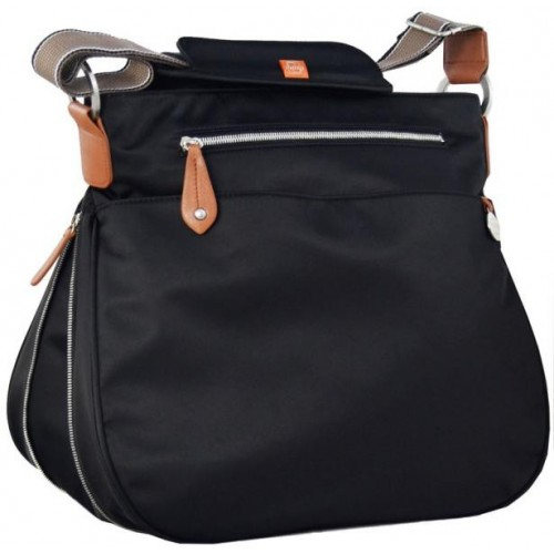 PacaPod Portland Black – Eco Changing Bag