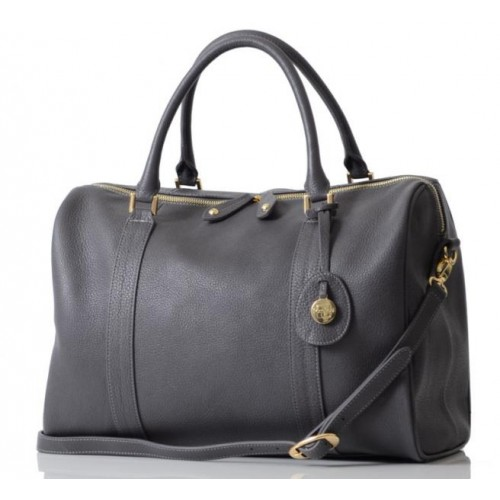 Firenze Pewter – Changing Bag + Handbag | PacaPod