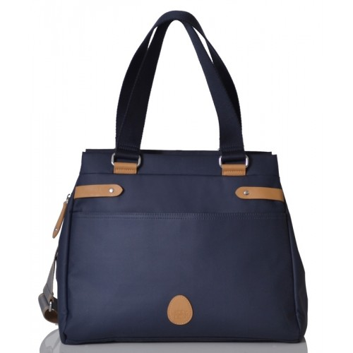 PacaPod Richmond Navy Eco Changing Bag & Tote Bag