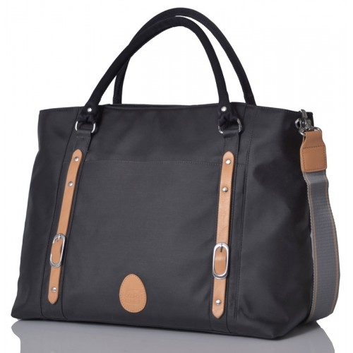 PacaPod Mirano Graphite Eco Changing Bag & Weekend Bag