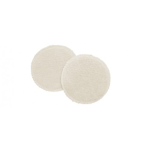 Washable Nursing Pads, Eco Merino Wool & Bourette Silk | Reiff