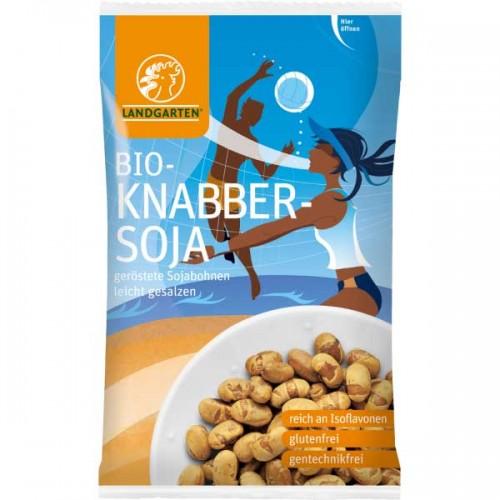 Organic Soy Nibbles – Soya Snack by Landgarten