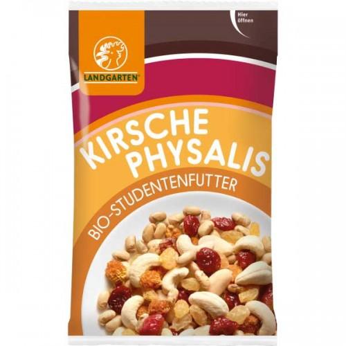 Organic Snack: Trail Mix Cherry-Physalis | Landgarten