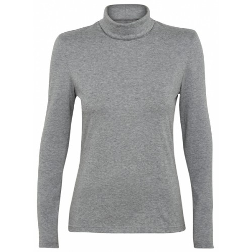 Turtleneck Shirt Organic Jersey various colours